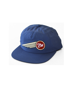 "Pill – ""Indian"" snapback Azul"