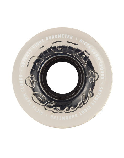 Ricta - Crystal Cloud Clear 56mm
