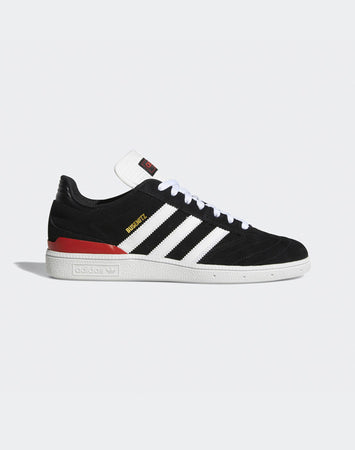 Adidas - Busenitz Black/Scarlet Red