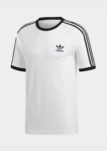 adidas - Polera 3STRIPES White - CW1203