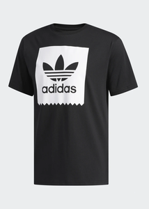 adidas - Polera SOLID BB T Black