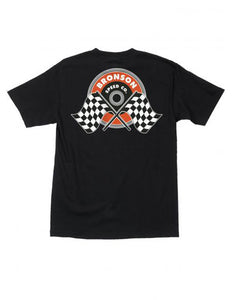 "Bronson - Polera ""Winners Circle"" Black (2049705771067)"