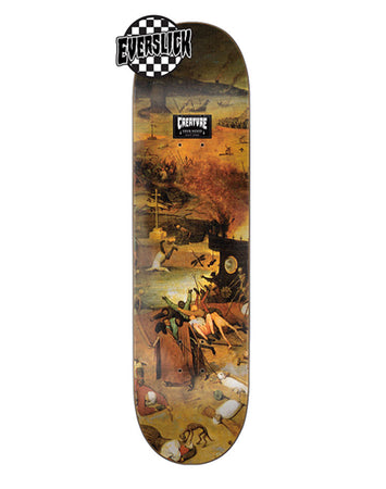 Creature - Death Rides Everslick 8.25 x 32.04 + lija Iron