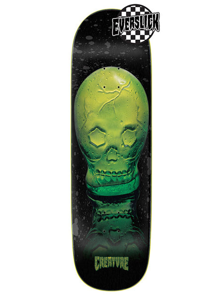 Creature - Green Skull Everslick 8.59 x 32.17 + lija Iron (2299604303931)