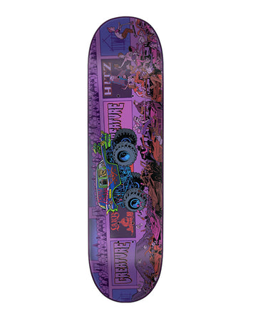 "Creature - Hitz ""Death Crusha"" 8.375 x 32 + Lija Iron"