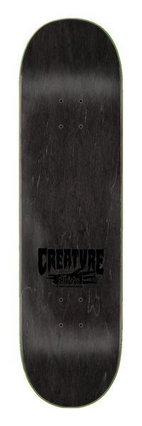 Creature - Tabla Logo Stumps 8.0 x 31.50 + Lija Iron