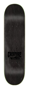 Creature - Tabla Logo Stumps 8.25 x 31.8 + Lija Iron