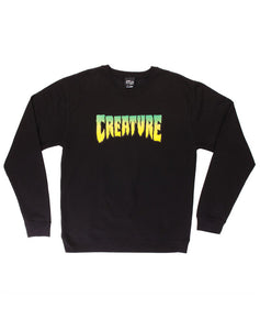 "Creature - Polerón Polo ""Logo"" Black (2049851752507)"
