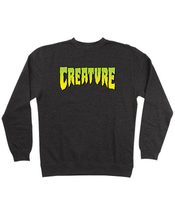 "Creature - Polerón Polo ""Logo"" Charcoal Heather"