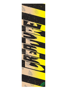 MOB grip - Lija Creature Stripes Transparente 9.0 x 33 (2299567013947)