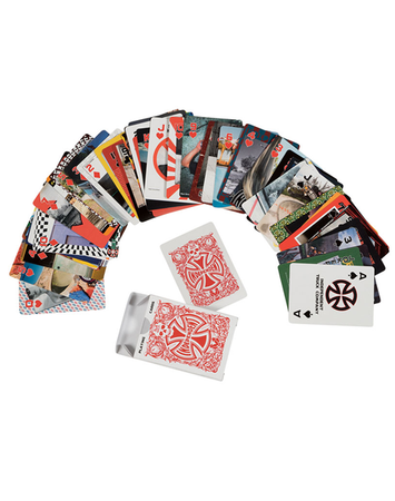 "Independent - Baraja de cartas ""Hold Em Playing Cards"""