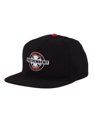 Independent - Snapback 95 BTG - Black