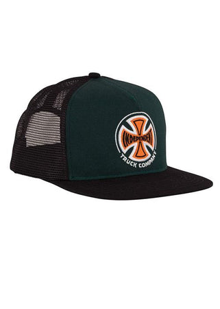 Independent - Snapback Malla 2 Color T/C - Forest Green