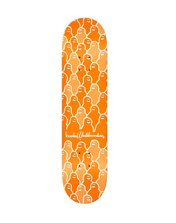 Krooked – Krouded 2 Orange 8.06 + Lija iron