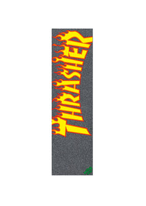 MOB grip - Lija Thrasher Yellow Orange Flame 9.0 x 33 unidad