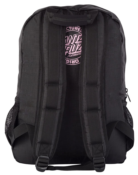 Santa Cruz - Mochila Original Dot Black Womens (2236641050683)