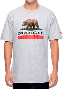 Nor Cal -  Polera New Republic - Grey