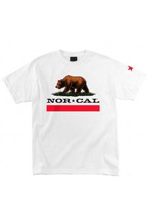 Nor Cal -  Polera New Republic - White