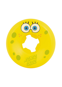 Santa Cruz - Ruedas Face SpongeBob 97a - 53mm