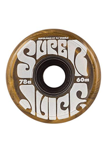 OJ - Ruedas Super Juice Gold 60mm - 78a