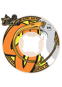 OJ - Ruedas Long Beaks Elite EZ EDGE 101a 54mm