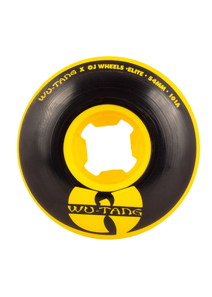 OJ - Ruedas Wu-Tang Elite EZ EDGE 101a - 54mm