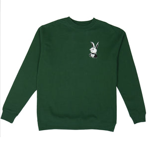 Pill - Poleron Polo Playboy Forest Green