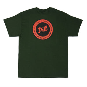 Pill - Polera Seal Forest Green