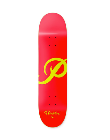 "Primitive - ""Classic P Red"" 8,125 + Lija Iron"