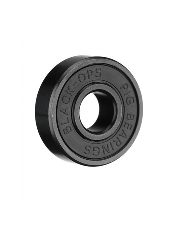 PIG - ABEC-5 BEARINGS Black - OPS