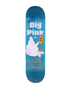 Toy Machine – Marks Big Pink 8'375 + Lija Iron (1489368481851)