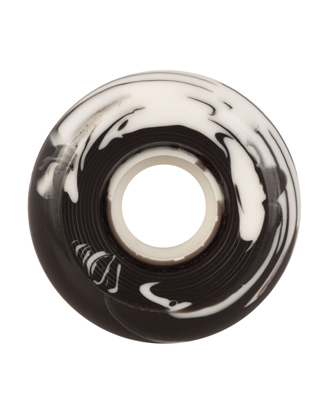 Ricta - Clouds Black-White Swirl - 56mm - 78a