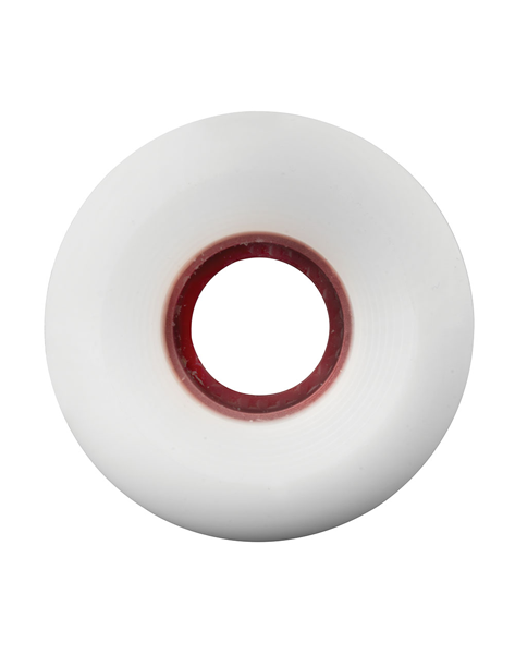 Ricta - Clouds - White/Red - 55mm - 86a