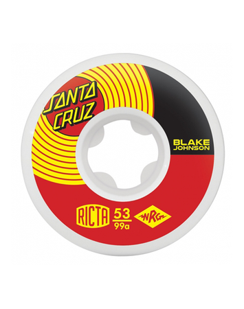 Ricta - Blake Johnson Santa Cruz Naturals - 53mm - 99a
