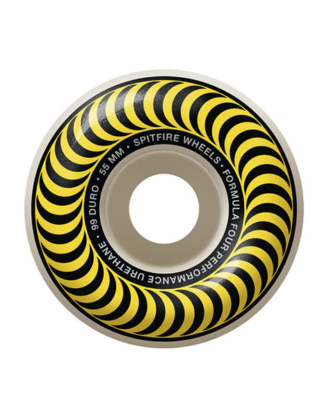 Spitfire - 55 mm Formula Four 99D Classic Yellow