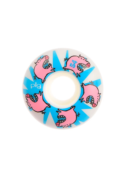 Pig Wheels - Ruedas Teeth 54MM (4251953659963)