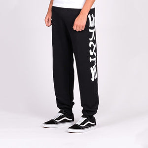 "Thrasher - Pantalón de Buzo ""Skate and Destroy"" Black (2264762318907)"