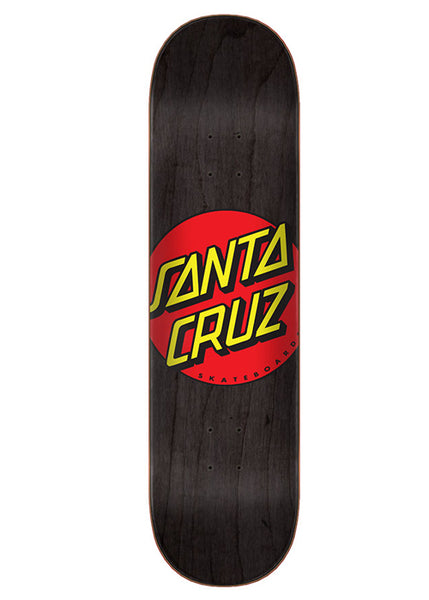 Santa Cruz - Tabla Classic Dot Wide Tip 8.375 x 32.15 + Lija Iron (2299587919931)