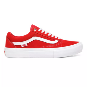 Vans - Old Skool PRO Red