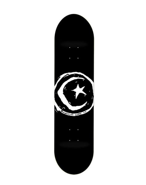 Foundation – Star & Moon Black 8'0 + Lija Iron