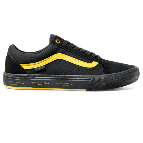 Vans - Old Skool Pro BMX LARRY EDGAR BLK/Yellow