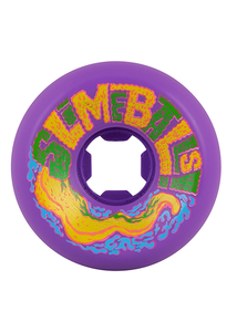 Slime Balls - Ruedas Slarve Vomit Mini Purple 97a - 58mm