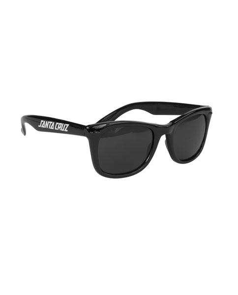 "Santa Cruz - Lentes De Sol ""Strip Shades"" Black (1998924677179)"