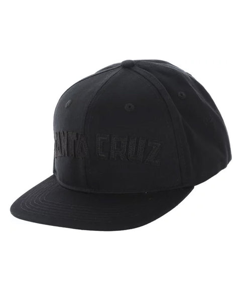 "Santa Cruz -  Gorro Snapback ""Arch Strip"" Black (2045253713979)"
