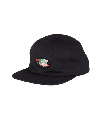 "Santa Cruz - Gorro Snapback ""Pinned Slasher"" Black"
