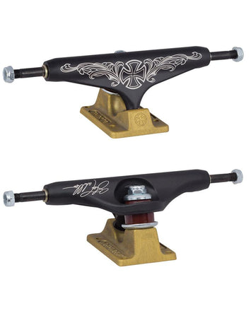 Independent - 149 Steve Caballero Flourish Black Ano Gold