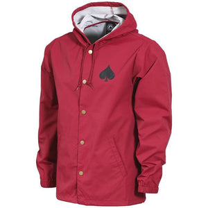 "Thrasher - Jacket ""OATH"" Red"