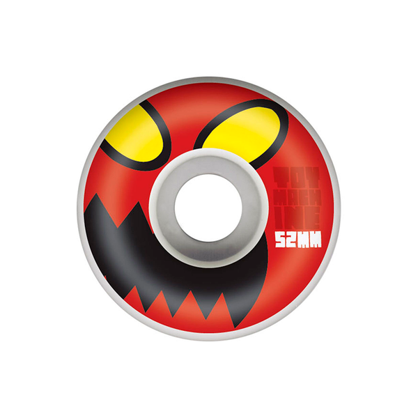 Toy Machine – monster head natural 52 mm (1489209819195)