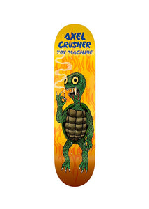 Toy Machine – Tabla Axel TB Gamera - 8,25 + LIJA IRON