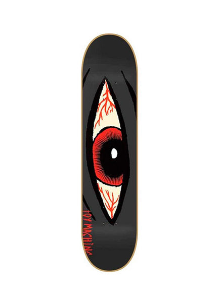 Toy Machine - Tabla Sect Eye Bloodshot 8.13 + LIJA IRON (4251944812603)